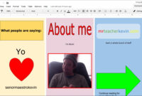 How To Make A Brochure In Google Docs with Google Docs Travel Brochure Template