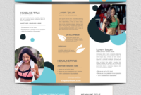 How To Make A Brochure On Microsoft Word 2007   Design for Booklet Template Microsoft Word 2007