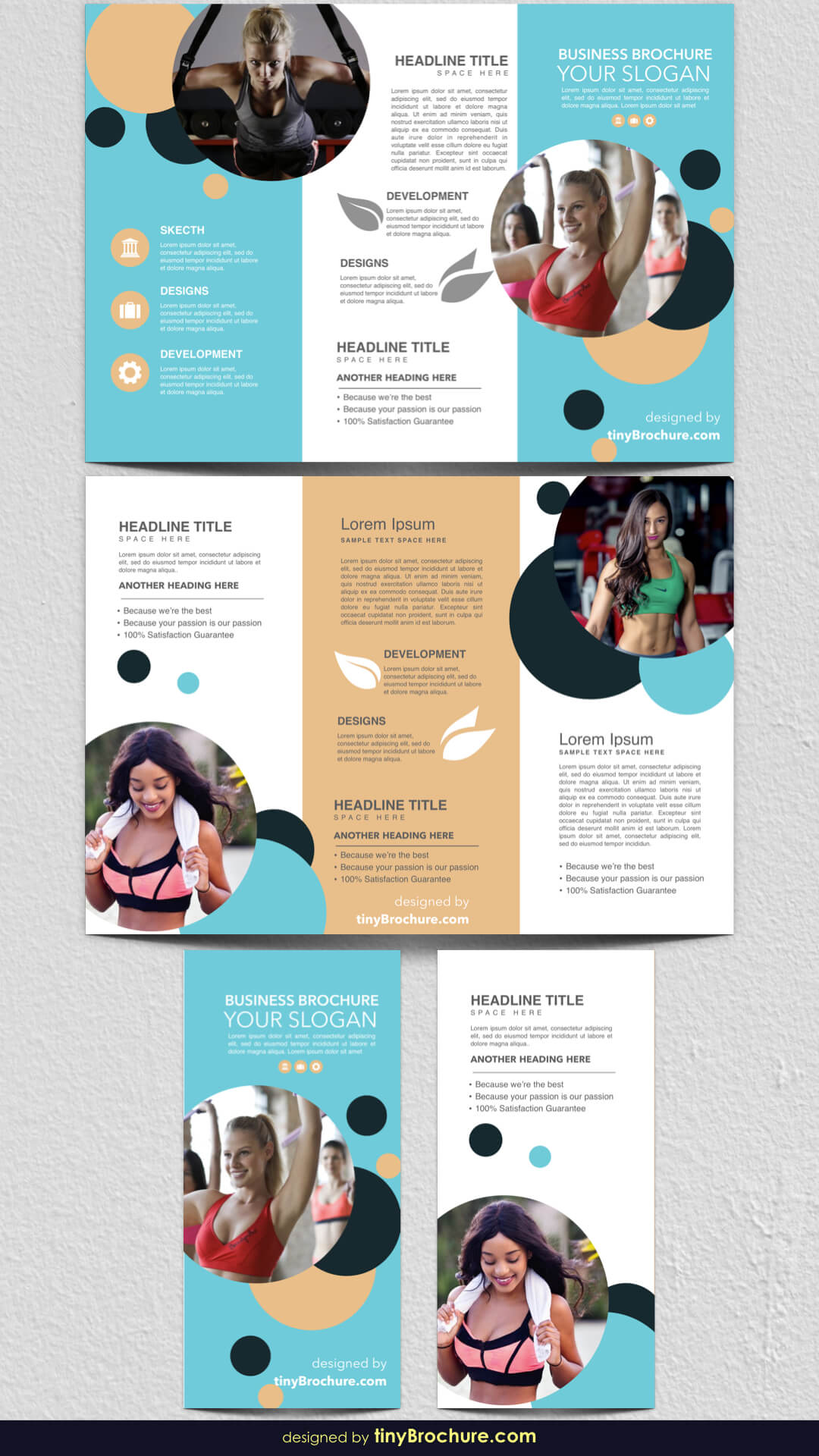 How To Make A Brochure On Microsoft Word 2007 | Design for Booklet Template Microsoft Word 2007