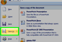 How To Make A Powerpoint Template: 12 Steps (With Pictures) with How To Save A Powerpoint Template