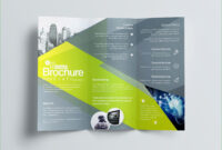 How To Make A Trifold Brochure In Powerpoint – Carlynstudio throughout Double Sided Tri Fold Brochure Template