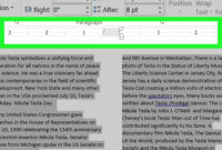 How To Make Two Columns In Microsoft Word – Wikihow within 3 Column Word Template