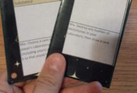 How To Print On Blank Game Cards: Prototyping Tips | Online with Mtg Card Printing Template