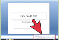 How To Save A Powerpoint Presentation On A Thumbdrive: 7 Steps with How To Save Powerpoint Template