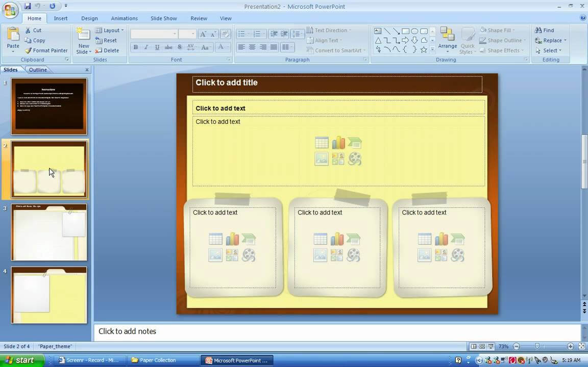 How To Save A Ppt File As A Powerpoint Template throughout How To Save A Powerpoint Template