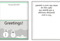 How To Supply Greeting/christmas Cards | W3Pedia intended for Birthday Card Indesign Template