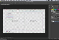 How To Use Cd Templates In Adobe Photoshop inside Cd Liner Notes Template Word