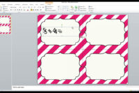 How To Work With Editable Task Card Templates pertaining to Task Cards Template