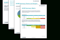 Iavm Executive Summary Report – Sc Report Template | Tenable® regarding Executive Summary Report Template
