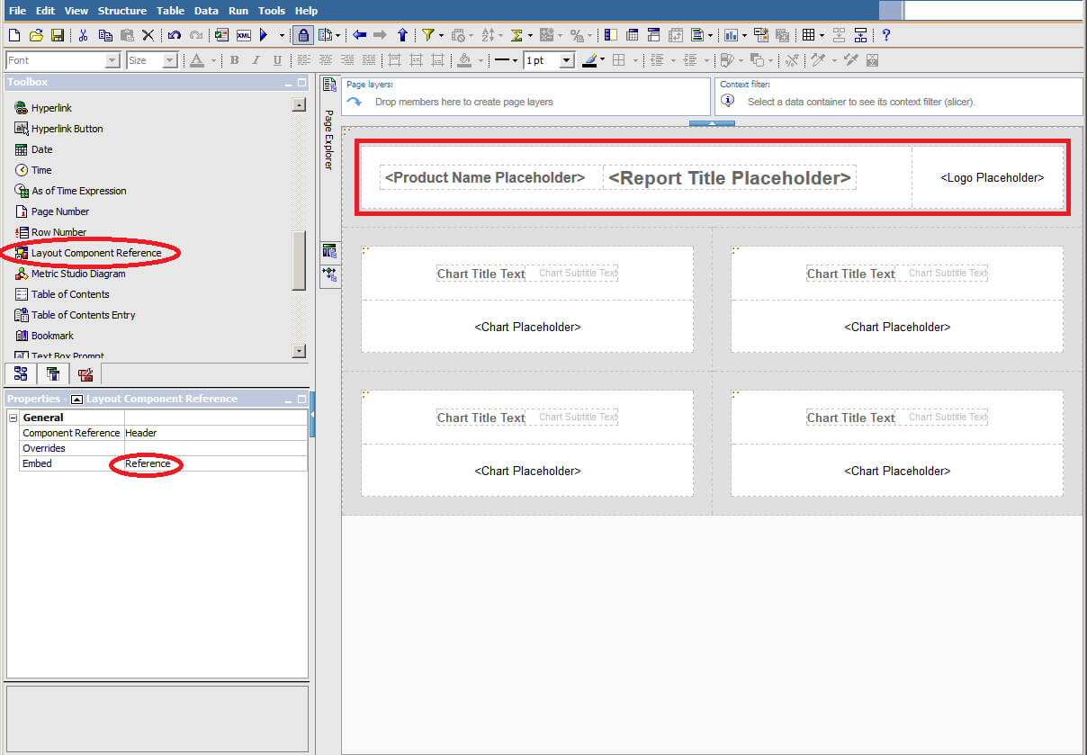 Ibm Business Analytics Proven Practices: How To Implement A pertaining to Cognos Report Design Document Template