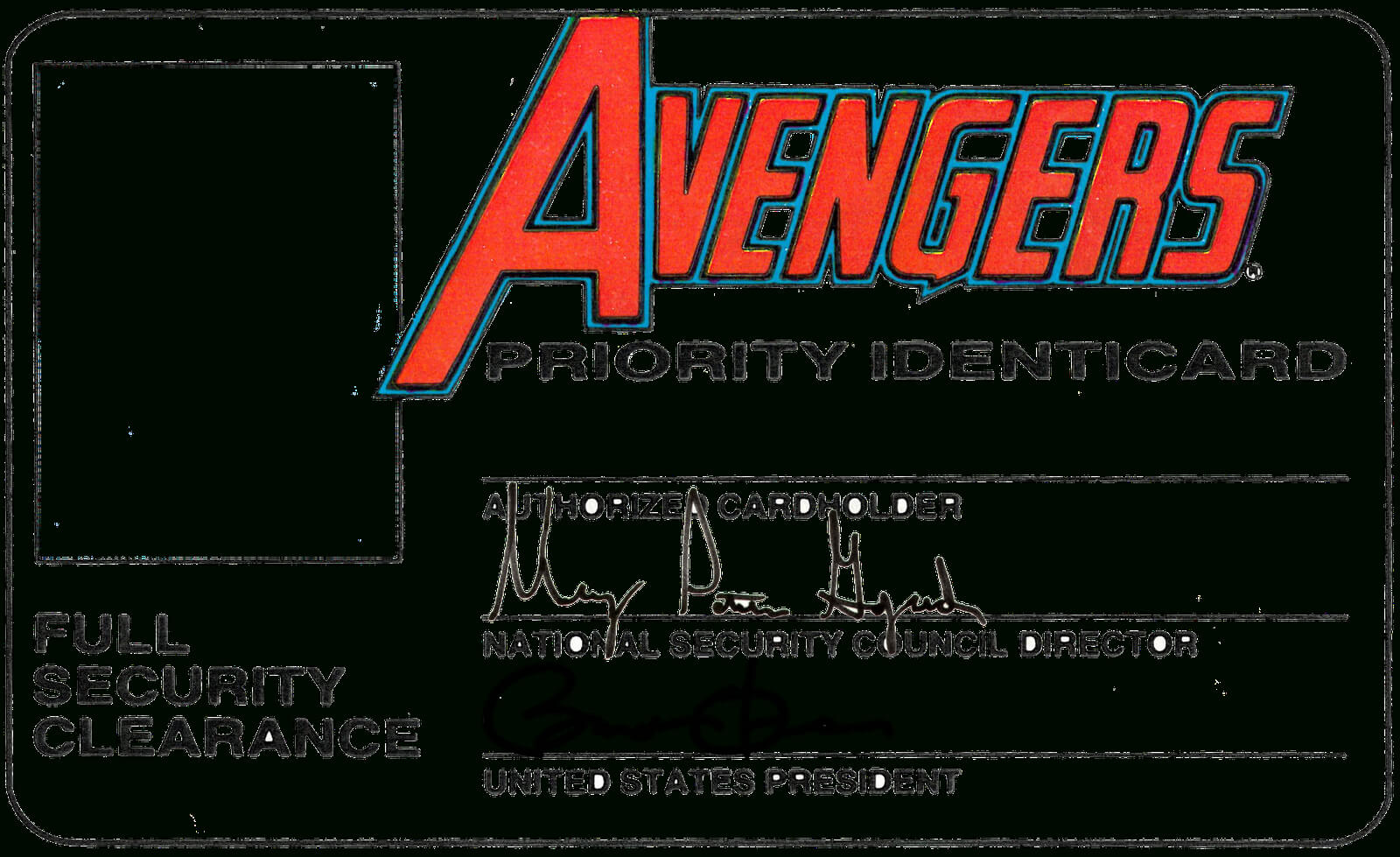 Id Card Template | Avengers Pr… | Avengers, Id Card Template within Superhero Trading Card Template