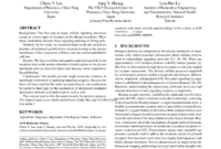 Ieee Paper Format Word 2018 | Floss Papers for Ieee Journal Template Word