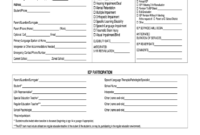 Iep Forms – Fill Online, Printable, Fillable, Blank | Pdffiller with Blank Iep Template