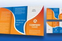 Illustrator Tutorial – Tri Fold Brochure Design for Adobe Illustrator Tri Fold Brochure Template