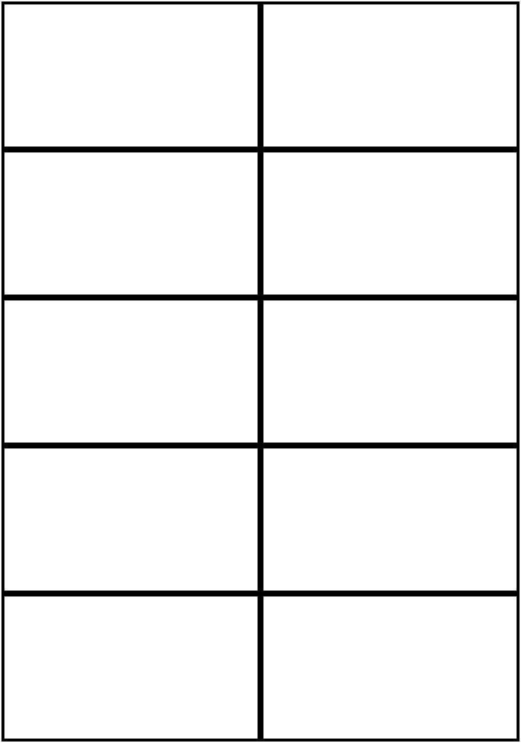 Image Result For Flashcards Template Word | Free Printable inside Free Printable Flash Cards Template