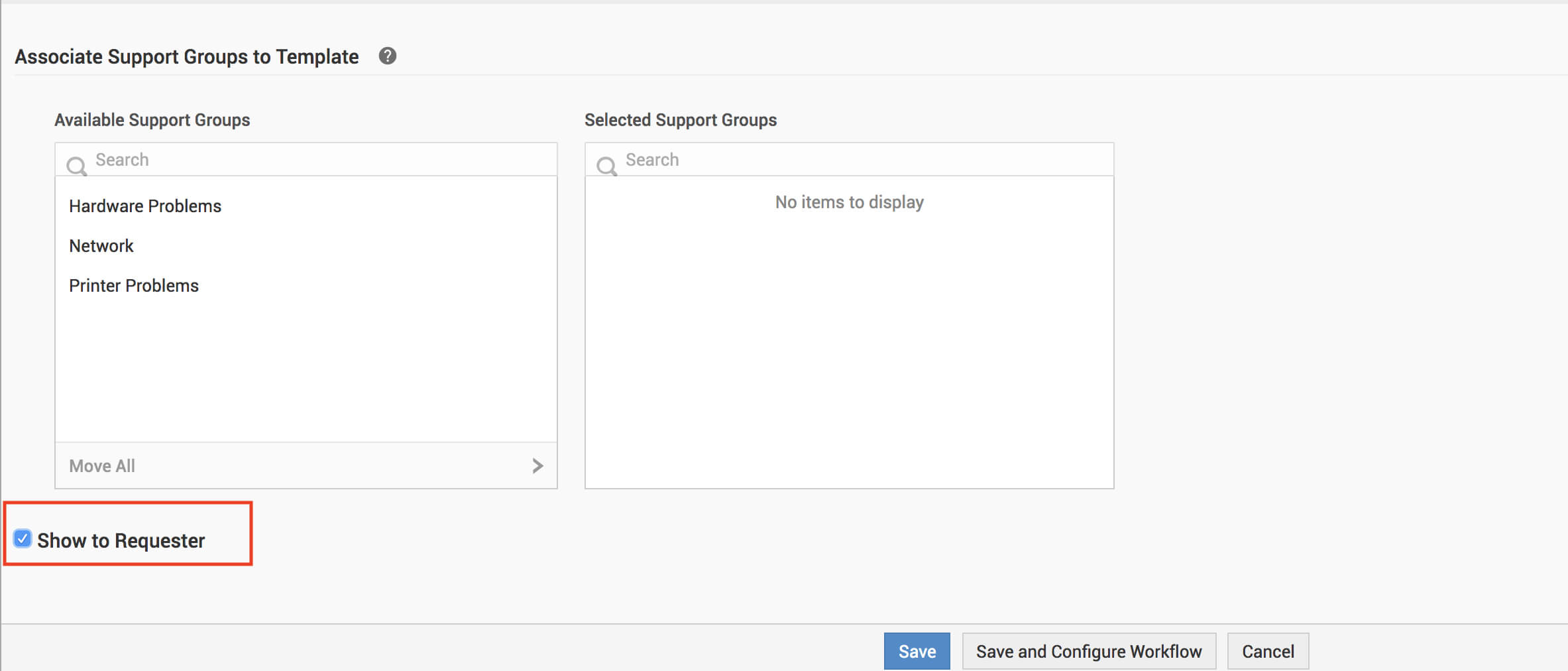 Incident Template within No Certificate Templates Could Be Found