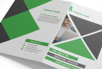 Indesign Tutorial: Creating A Bi Fold Brochure In Adobe Indesign And Mockup  In Adobe Photoshop regarding Z Fold Brochure Template Indesign