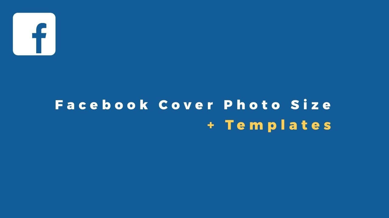 Ingenious! Facebook Cover Photo Mobile/desktop Template 2019 For Facebook Banner Size Template