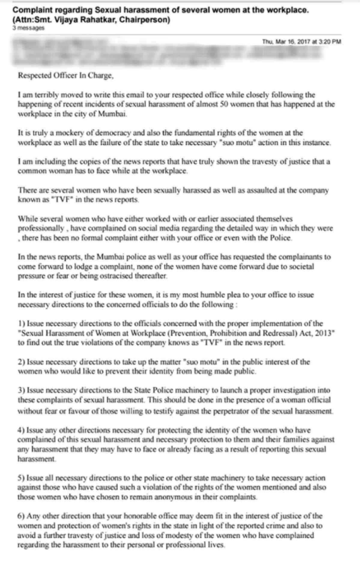 Investigation Report Sample | Dailovour Throughout Sexual Harassment Investigation Report Template