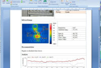Irt Cronista | Grayess – Infrared Software And Solutions in Ir Report Template
