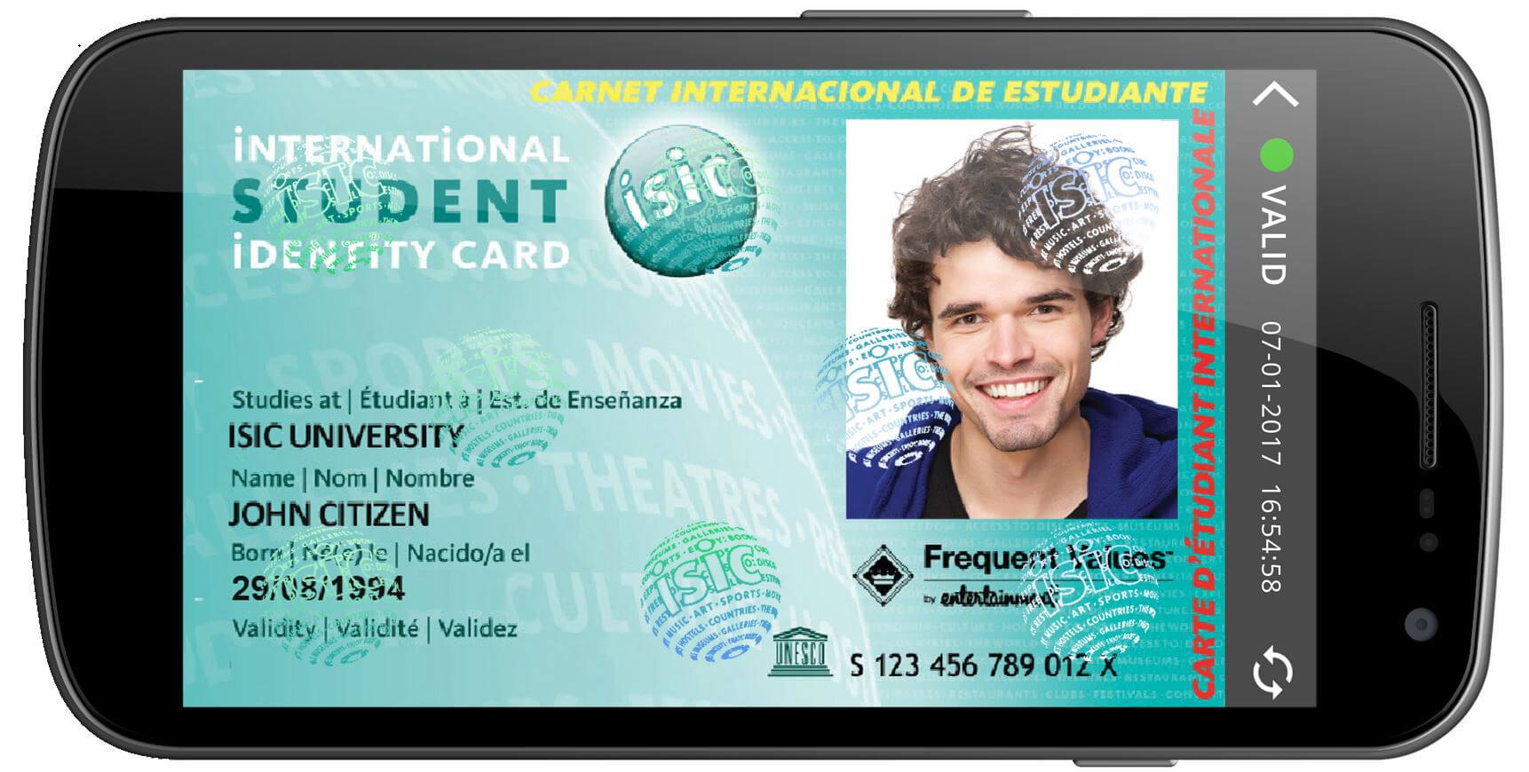 Isic Card Template - Atlantaauctionco | Atlantaauctionco throughout Isic Card Template