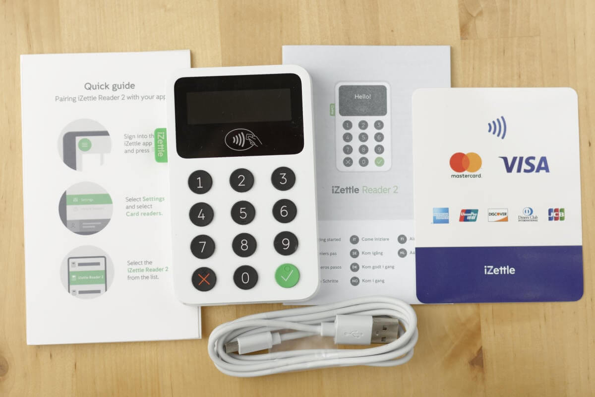 Izettle Review 2019 - Still The Uk'S Best Card Reader With App? intended for Sim Card Template Pdf