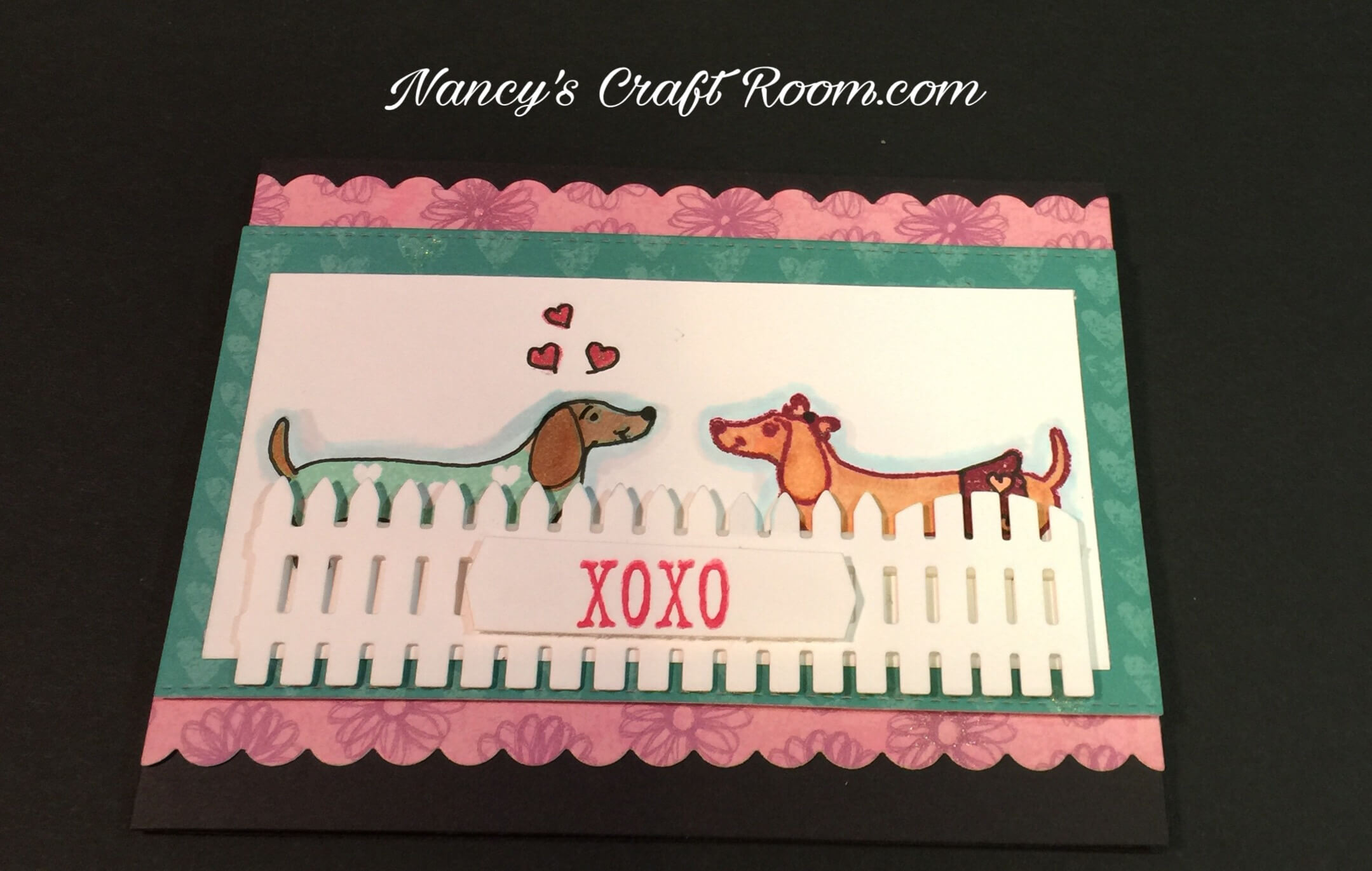 January – 2017 – Nancy's Craft Room within Recollections Cards And Envelopes Templates
