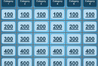 Jeopardy Powerpoint Template Great For Quiz Bowl, Catechism with regard to Jeopardy Powerpoint Template With Score