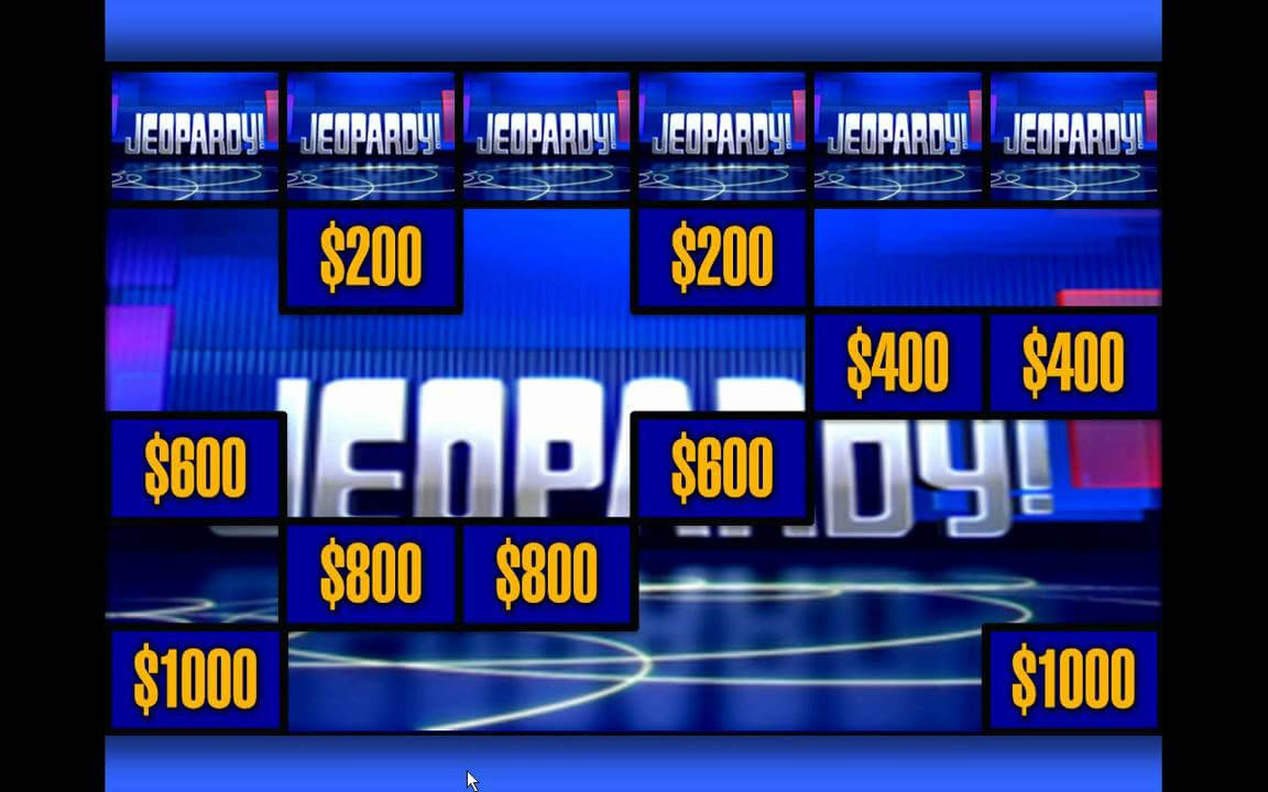 Jeopardy Template Ppt Sample | Get Sniffer regarding Jeopardy Powerpoint Template With Sound