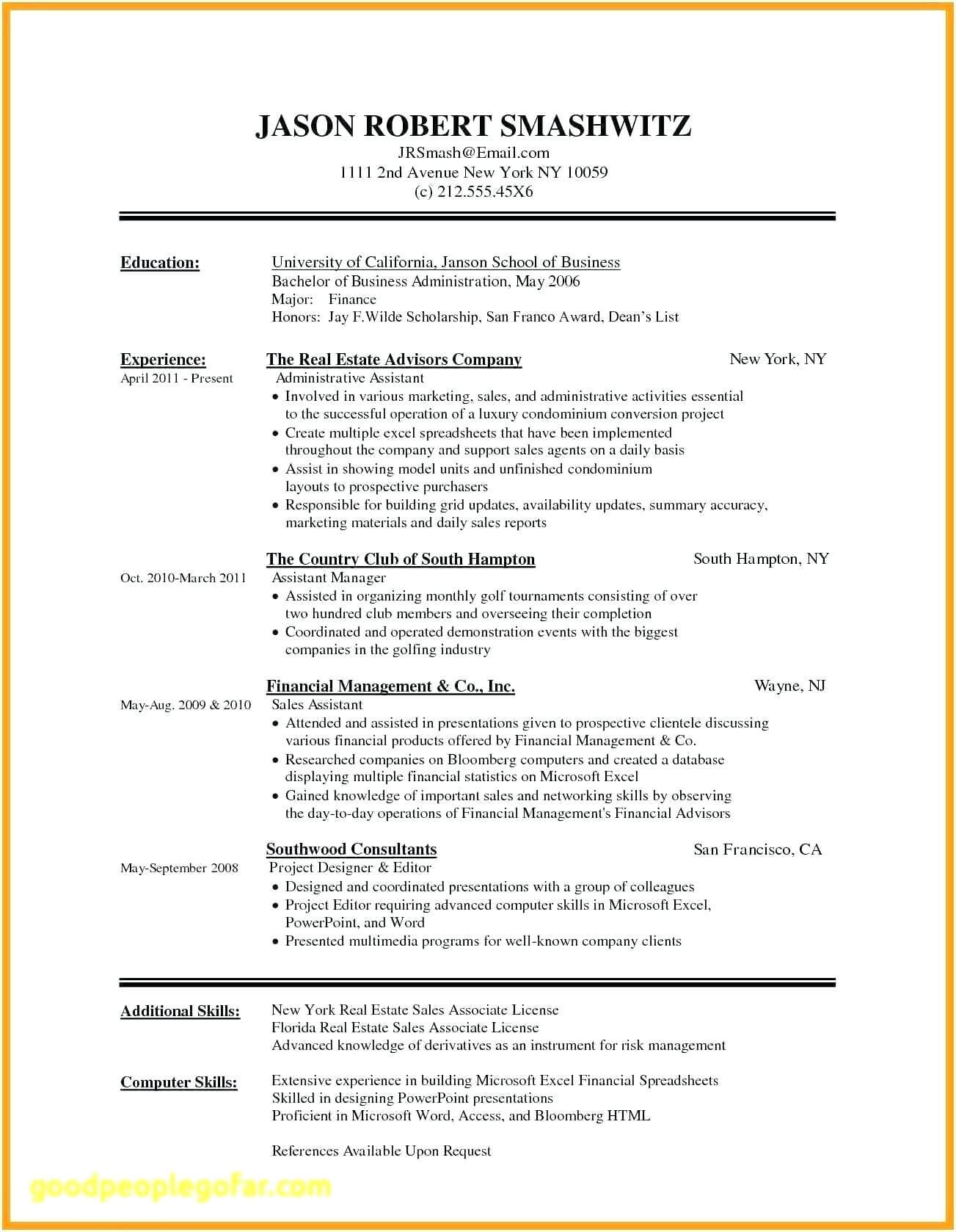 Job Resume Template Word Examples Work Order – Wovensheet.co Intended For Playbill Template Word