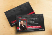 Keller Williams Business Card Template – Bc1861Bl-Kw throughout Keller Williams Business Card Templates