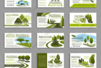 Landscape Card Template – Yupar.magdalene-Project within Landscaping Business Card Template