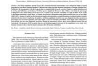 Latex Typesetting – Showcase In Academic Journal Template Word