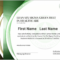 Lean Six, Sigma Green Belt Training & Certification In Healthcare Pertaining To Green Belt Certificate Template