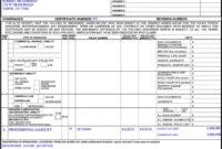 Liability Insurance: Liability Insurance Certificate for Certificate Of Liability Insurance Template