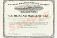 Licensed Mariner – Wikipedia inside Certificate Of License Template