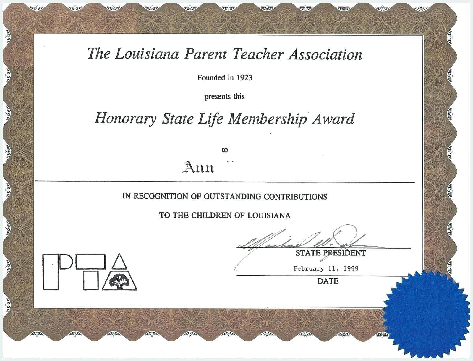 Life Membership Certificate Template – Axialsheet.co with Life Membership Certificate Templates