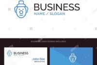 Logo And Business Card Template For Joker, Clown, Circus inside Joker Card Template
