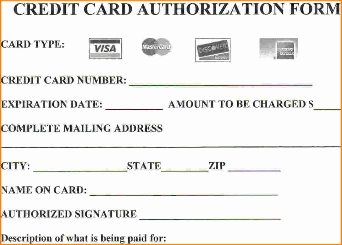 Looking To Download Credit Card Authorization Form? Then You with Order Form With Credit Card Template