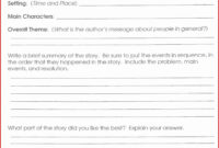 Lovely 4Th Grade Book Report Template | Job Latter for Story Report Template