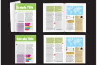 Magazine Design Free Vector Art – (20,501 Free Downloads) with Magazine Template For Microsoft Word