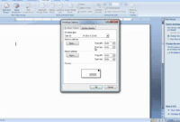 Mail Merge Envelopes In Word 2007 Or Word 2010 in Word 2013 Envelope Template