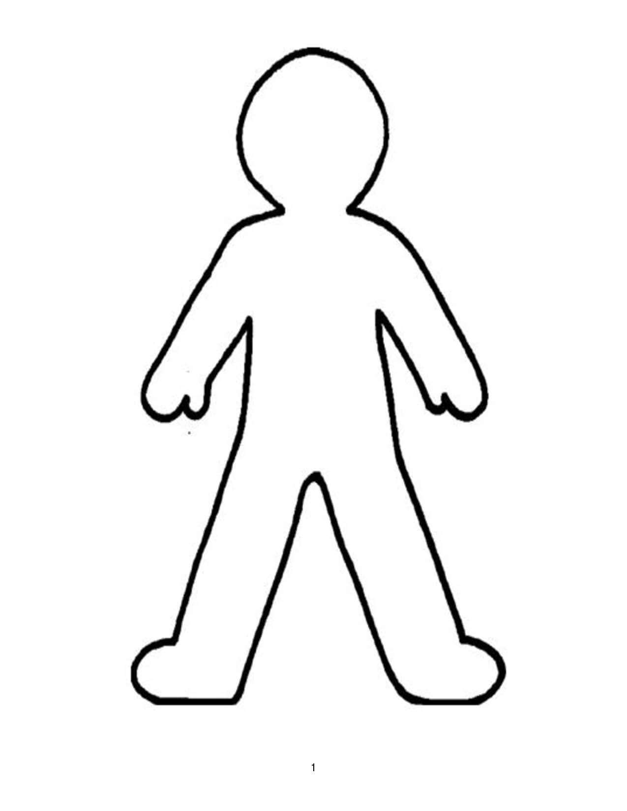 Male Body Drawing Template | Free Download Best Male Body within Blank Body Map Template