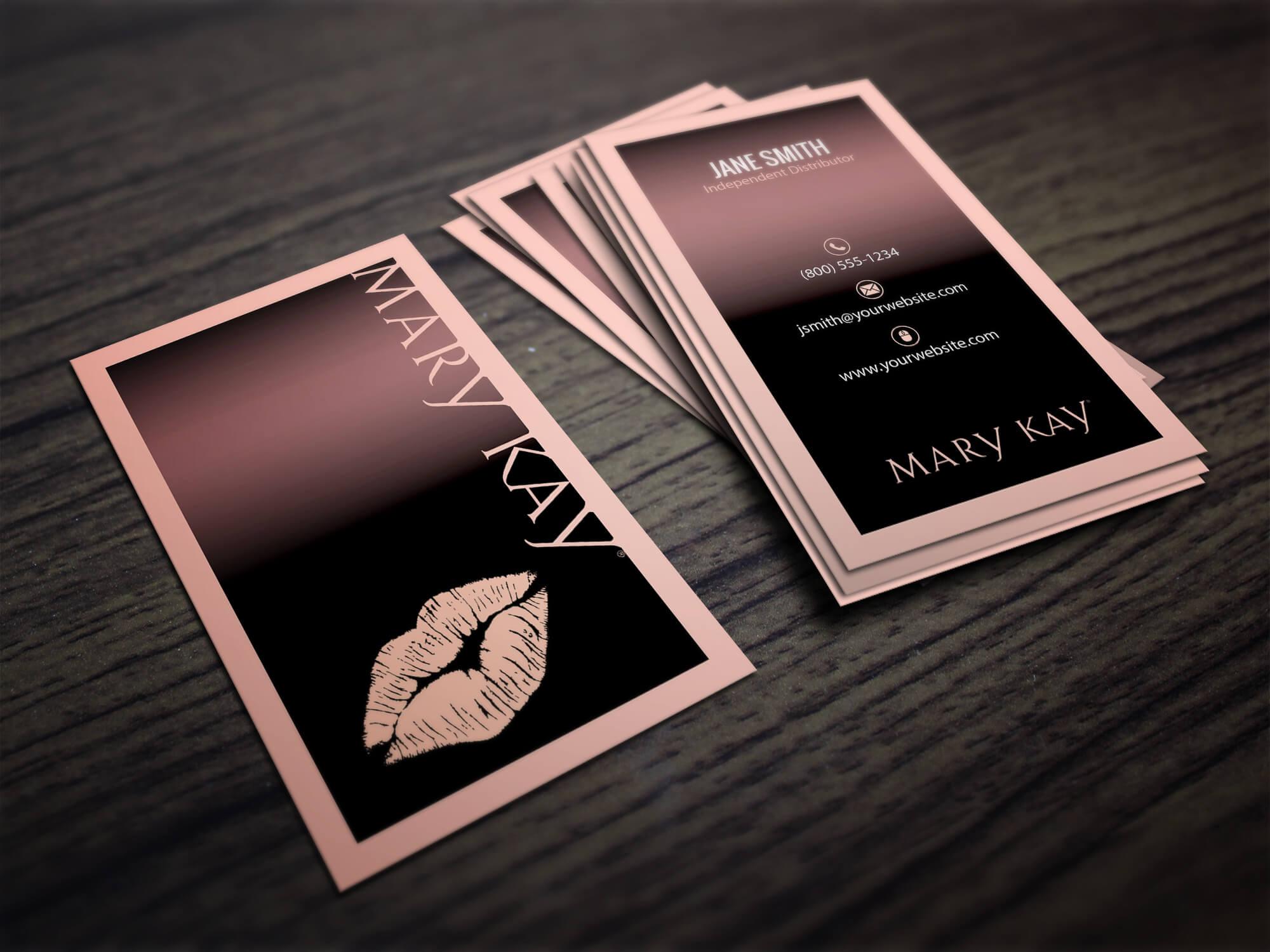 Mary Kay Business Cards | Mary Kay | Mary Kay Party, Mary intended for Mary Kay Business Cards Templates Free