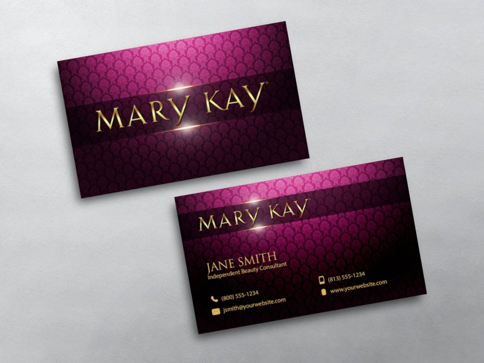Mary Kay Business Cards | Pink Dreams In 2019 | Mary Kay Within Mary Kay Business Cards Templates Free