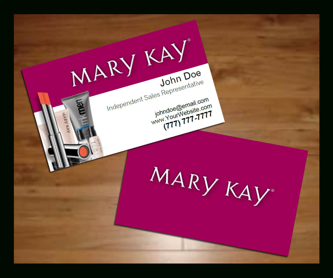Mary Kay Business Cards Template Free | Plants | Free for Mary Kay Business Cards Templates Free