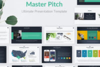 Master Pitch Powerpoint Template within Multimedia Powerpoint Templates