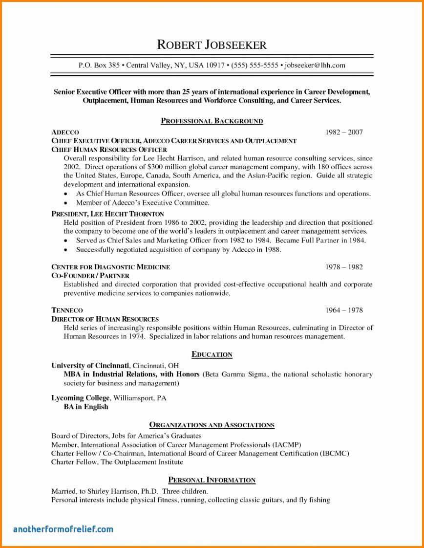 Mckinsey Resume 650*839 - Beautiful Template Tamu Resume With Mckinsey Consulting Report Template
