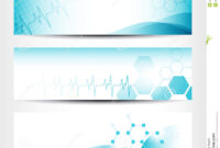Medical Banners Stock Vector. Illustration Of Beat pertaining to Medical Banner Template