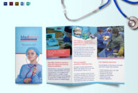 Medical Brocure – Major.magdalene-Project within Medical Office Brochure Templates